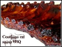 Costillas en salsa bbq gstrnmng