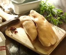 Hígado de Oca fresco - Foie gras