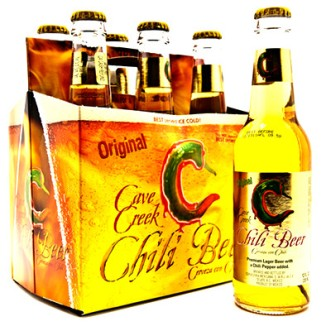 Chili beer 6 pack