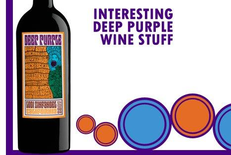 El Zinfandel 2007 de Deep Purple