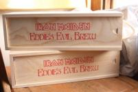 IronMaiden cajas