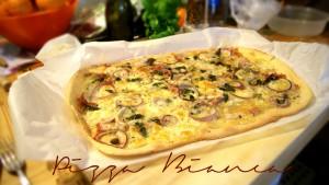 Pizza bianca 2