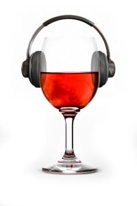 vino y música