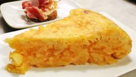 Tortilla de patata española