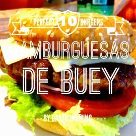 Hamburguesa de Buey