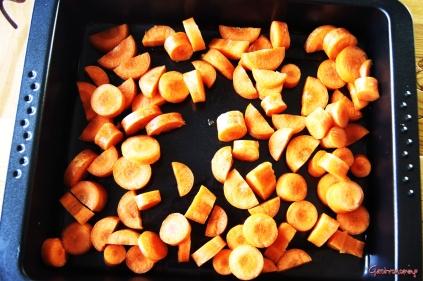 Cuscús con hortalizas caramelizadas