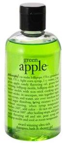champu de manzanas