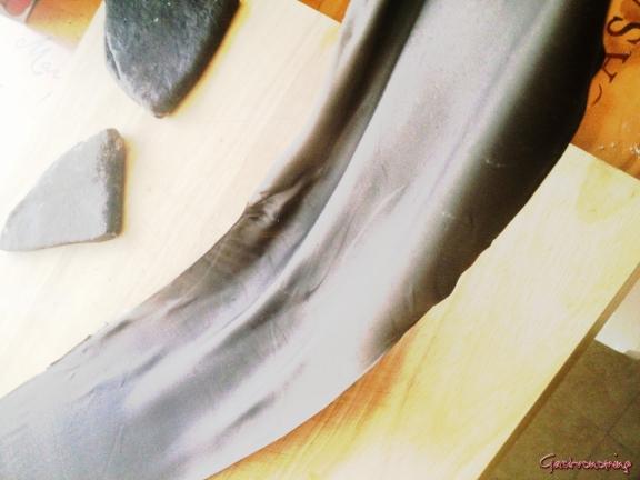 Sfoglia - pappardelles al nero di sepia