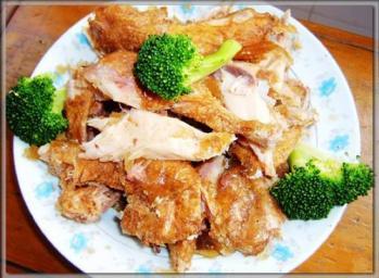 Pollo Fuliji